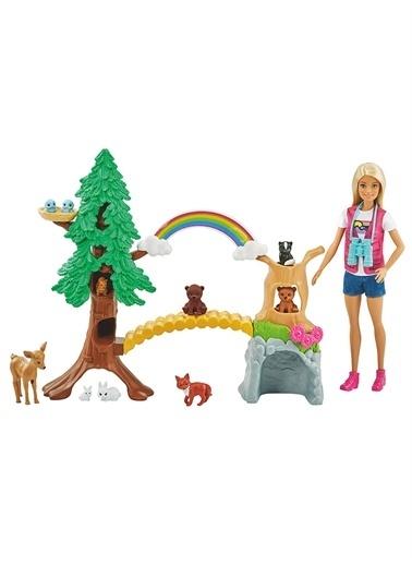 Barbie Gtn60 Barbie Tropikal Yaşam Rehberi Ve Oyun Seti Renkli
